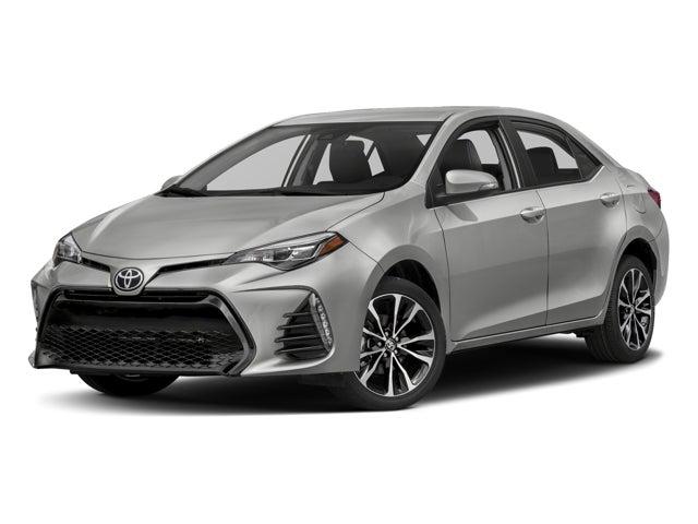 Toyota Corolla SE Toyota Dealer Serving Greensburg PA New - Toyota dealer pa
