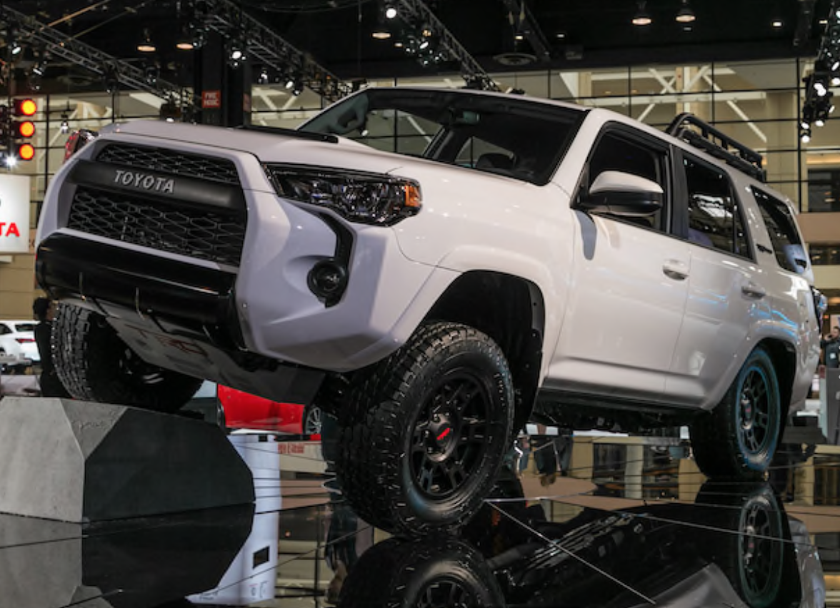 2019 Toyota Trd Pro Series Unveiled At Chicago Auto Show Toyota Of Greensburg Blog