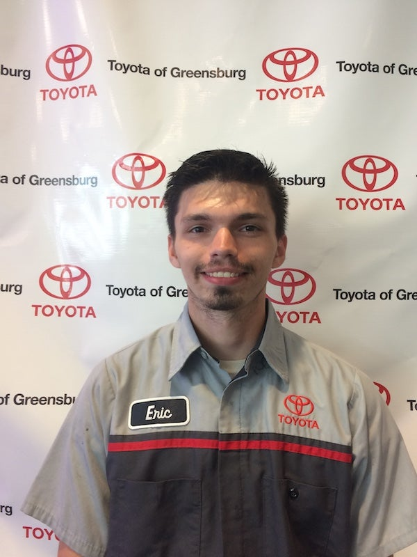 Meet Our Staff | Toyota of Greensburg